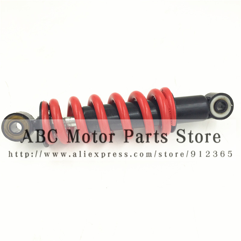 185mm Arka Amortisör Süspansiyon ATV Mini Cep Dirt Bike Motor Için
